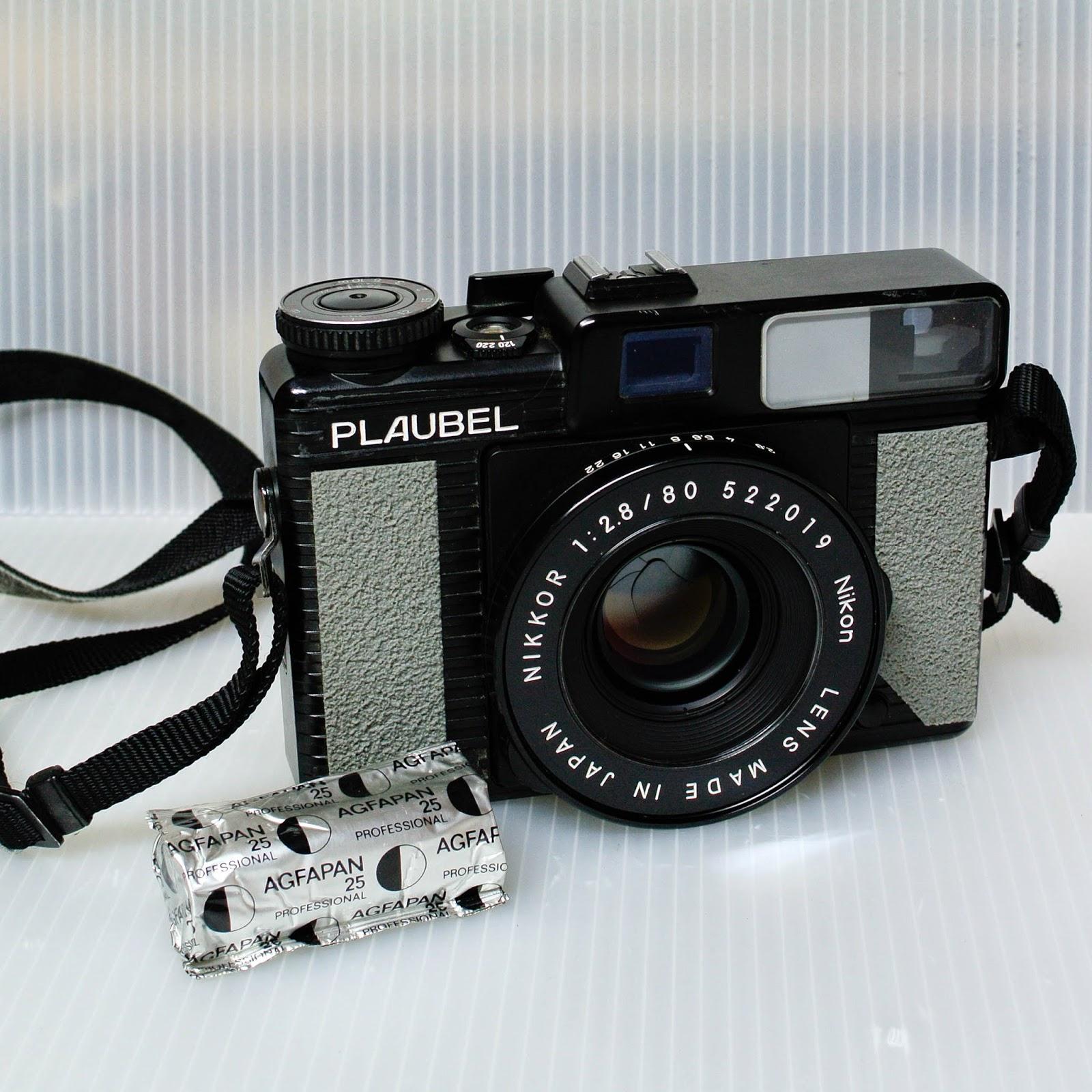 Random Camera Blog: Cameras beyond my budget - The Plaubel ...