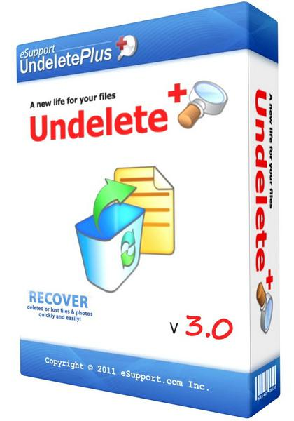 eSupport Undelete Plus 3.0.3 Build 521 Full Crack