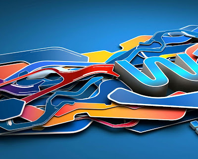Graffiti Art Wallpaper,3d graffiti