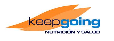 logo keepgoing - KEEPGOING EN VIVO Y EN DIRECTO