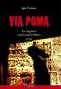 Libro : Via Poma  La ragazza con l'ombrellino rosa
