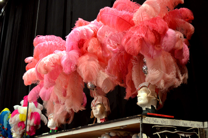 priscilla headdresses