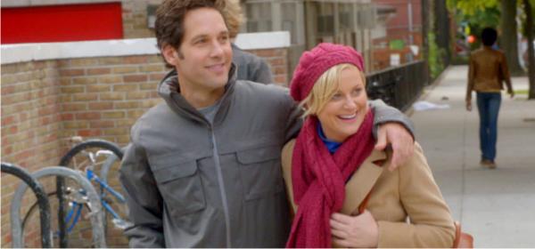 Paul Rudd e Amy Poehler no trailer da paródia de filmes românticos They Came Together