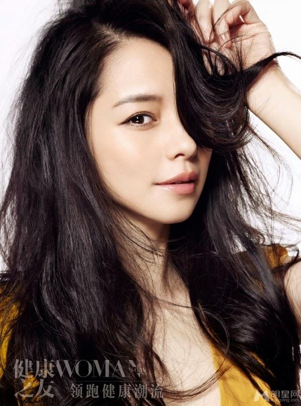 ... Update Selebriti Dunia: 10 model dan aktris terpanas Cina tahun 2014