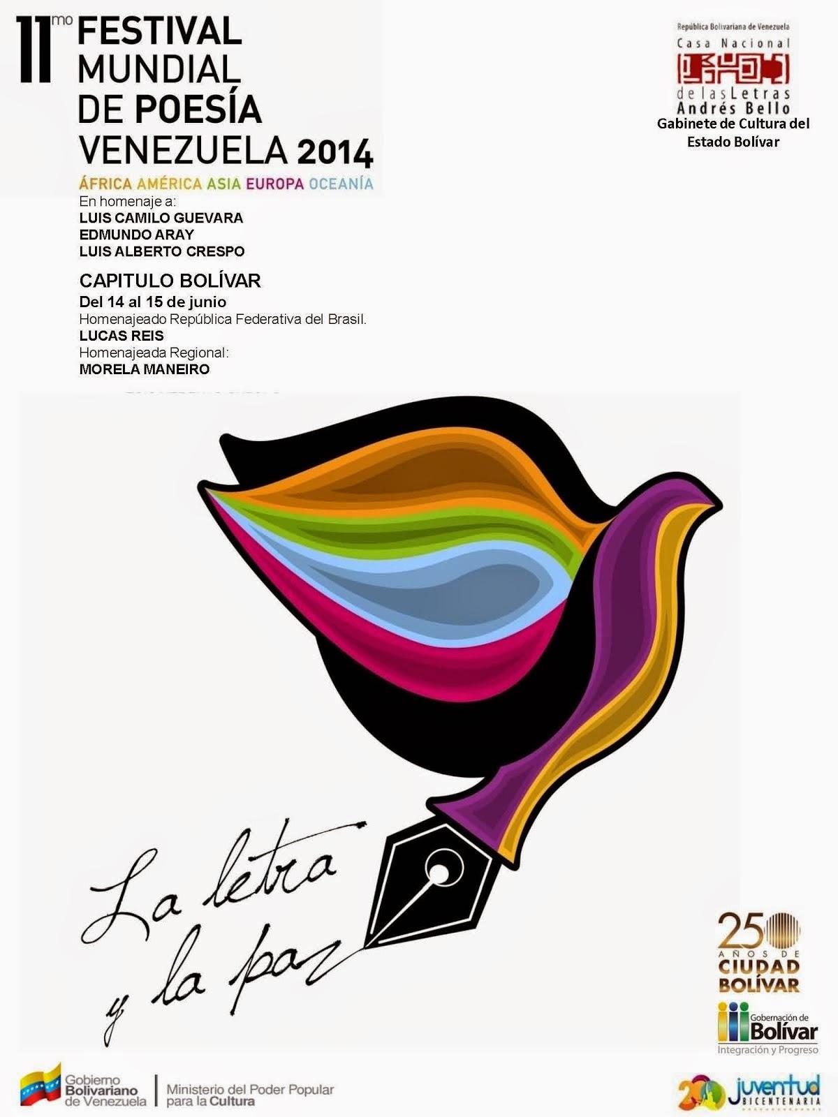 11mo Festival Mundial de Poesía