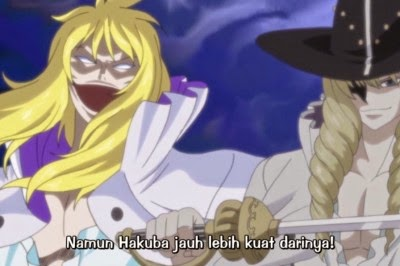 One Piece Episode 666 Subtitle Indonesia