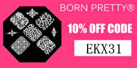 BORN PRETTY STORE - 10% OFF