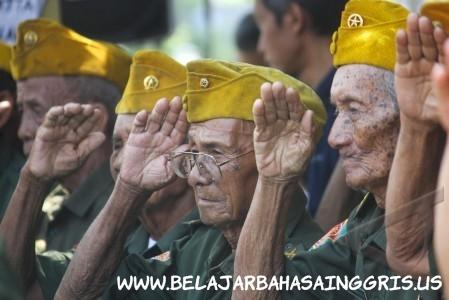 Pidato Bahasa Inggris : Hari Pahlawan | www.belajarbahasainggris.us