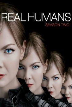 Humanos Reais 2ª Temporada Torrent - WEB-DL 720p Dual Áudio