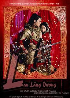 Lan Lăng Vương - 兰陵王