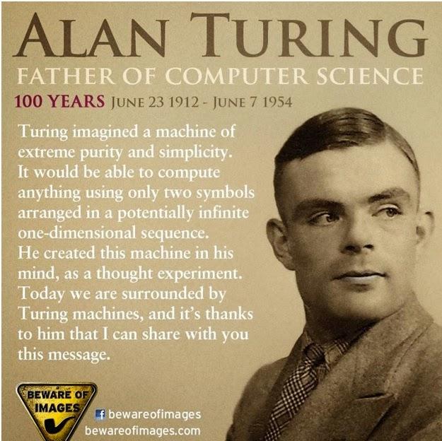 alan turning machine