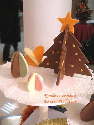 как сделать 3D шоколад южно-сахалинск