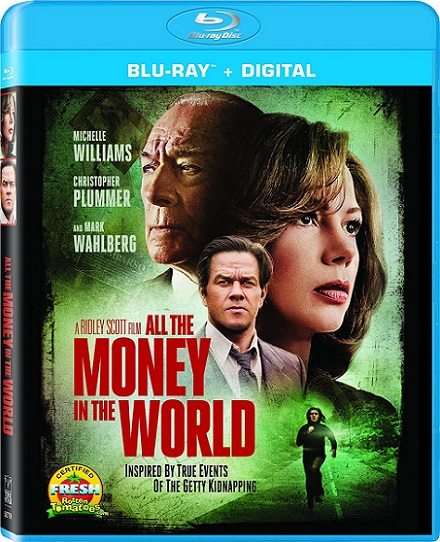 All the Money in the World (Todo el Dinero del Mundo) (2017) m1080p BDRip 10GB mkv Dual Audio DTS 5.1 ch