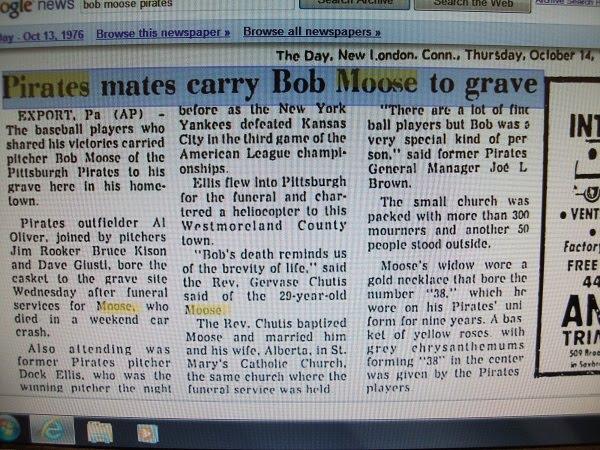 BOB MOOSE