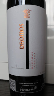 PoggioVerrano Dròmos 2005 - IGT Maremma Toscana, Italy (92 pts)