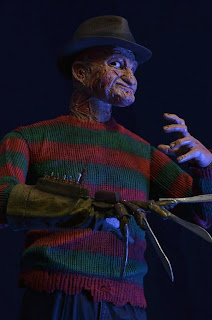 NECA A Nightmare on Eml Street: The Final Nightmare Freddy and Springwood Slasher Figures