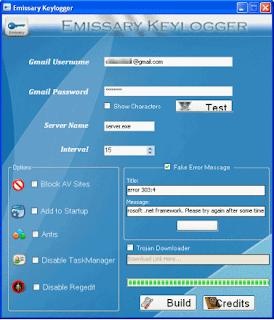 Hc Stealer Keylogger Software