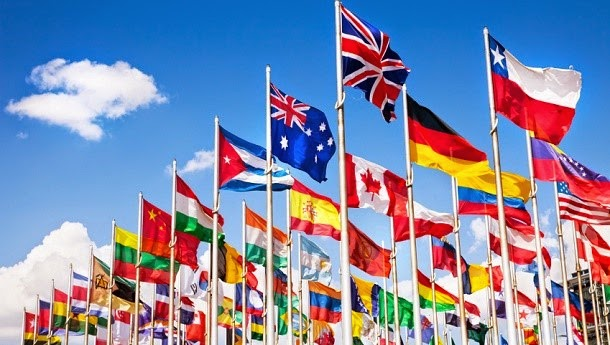 E se todo mundo falasse o mesmo idioma?