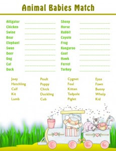 celina and jimmy 39 s baby shower virtual baby shower games