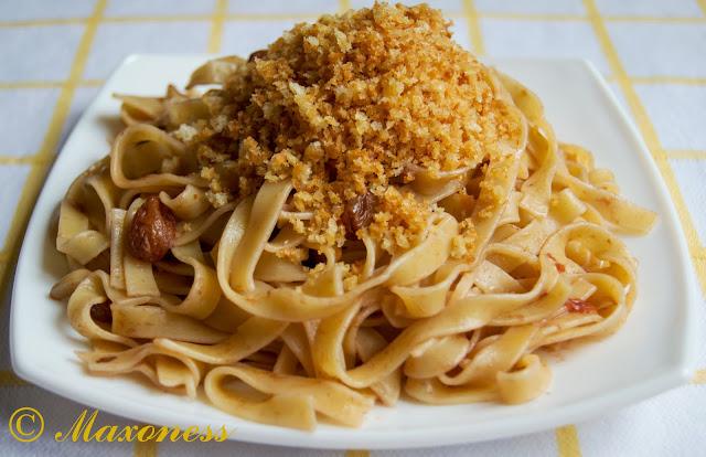 Паста с анчоусами в томатном соусе от Джейми Оливера. Итальянская кухня