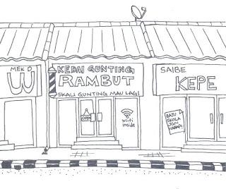 kisah, tukang, gunting, dan, pemuda, kedai, komik, islamik, best, menarik, cerita