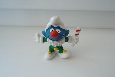 Jester Smurf Figure Bully Peyo Schleich 2.0090