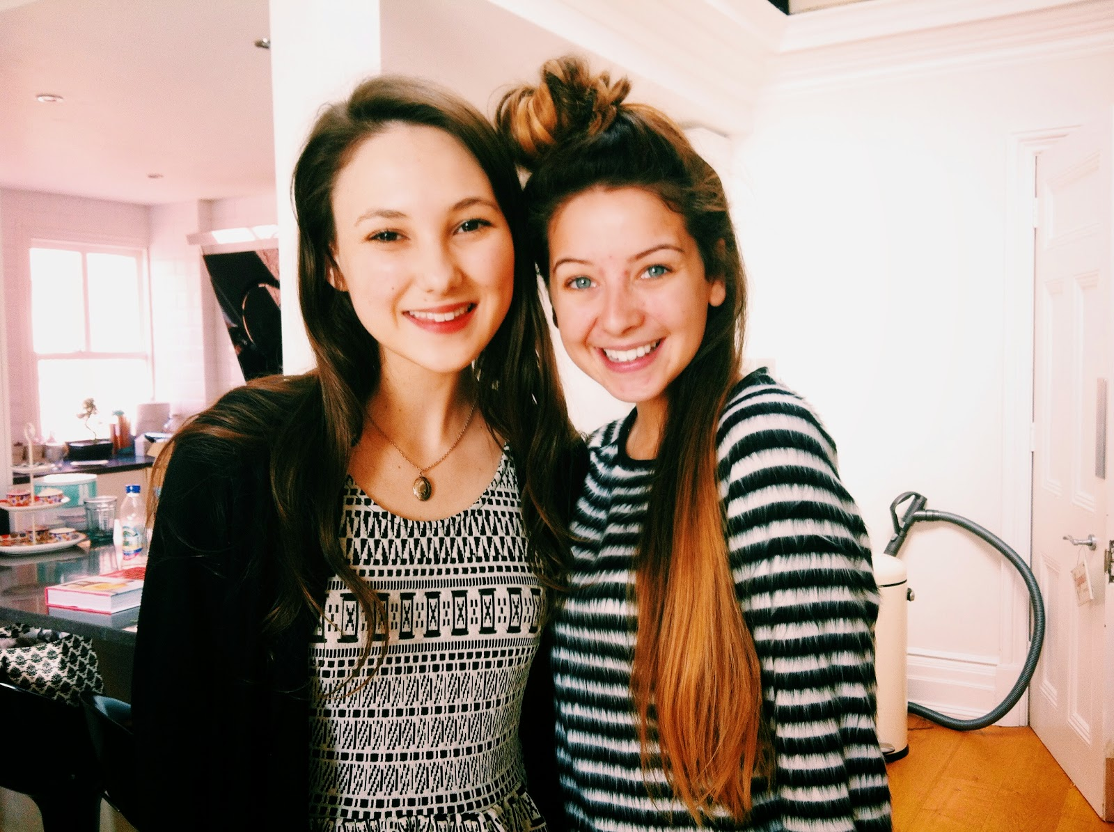 Ruby leighs blog interviewing zoella and brighton funzies not only was she amazing to interview and meet but she was also so lovely and gave me some advice about my blog and about life in general m4hsunfo