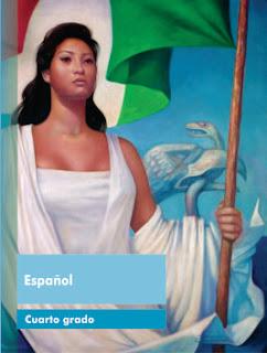 Libro de Texto Español Cuarto grado Ciclo Escolar 2015-2016