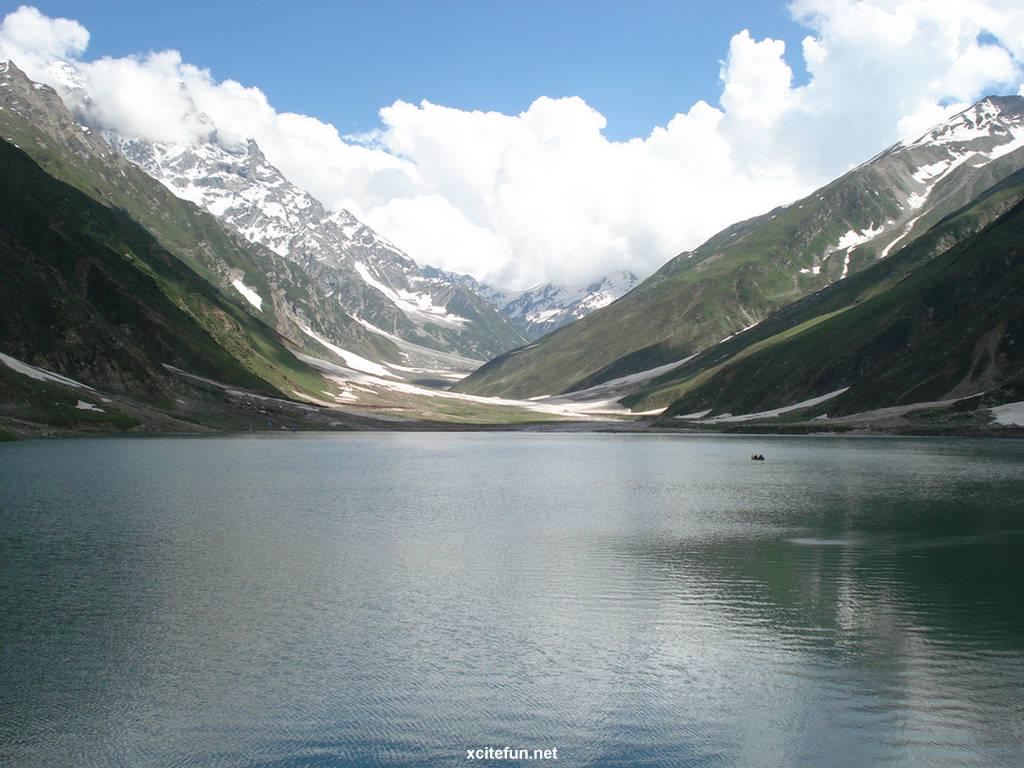 Saif-ul-Malook Lake Pakistan - Images & Detail