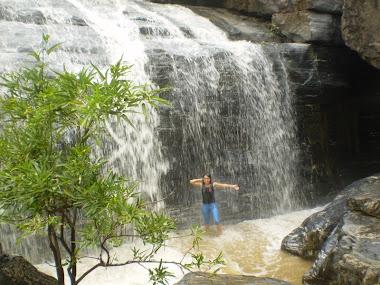 Cachoeira da Mina Cafuca
