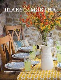 Mary & Martha