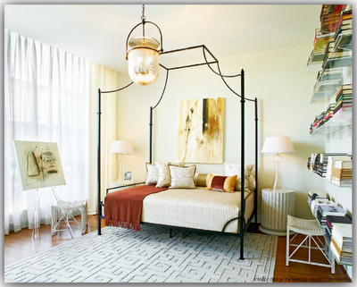 Chinoiserie Chic The Man 39 S Canopy Bed
