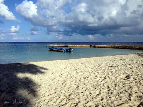 Pantai Santai, Ambon
