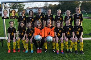 Team D2 Mädchen 2017/2018