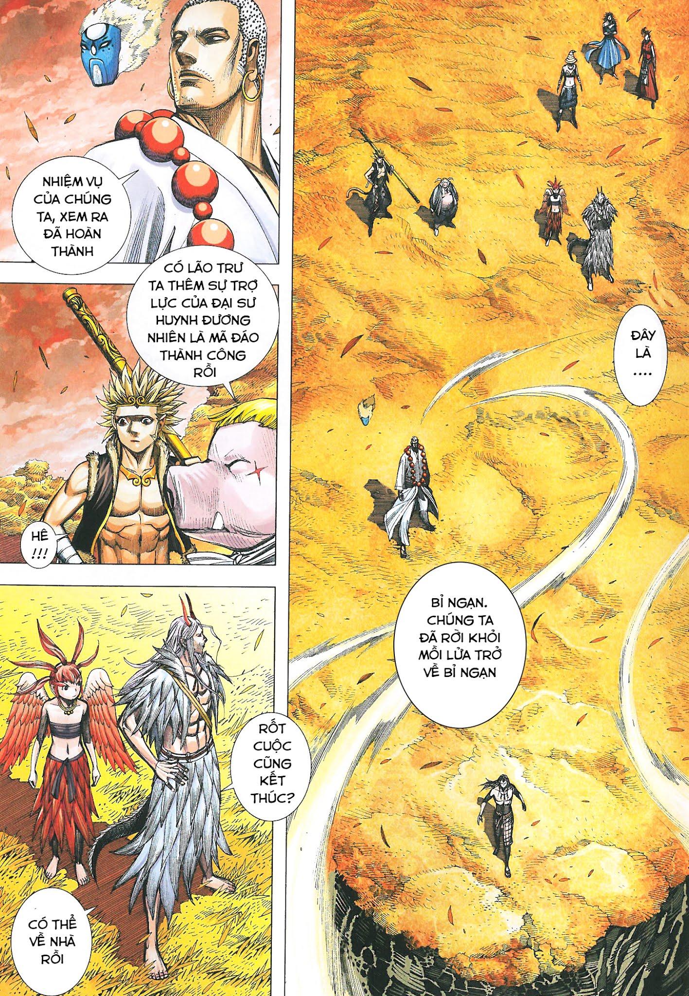 Tây Du chap 181 - Trang 29