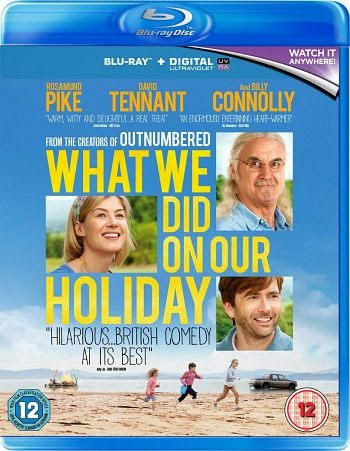 What We Did on Our Holiday 2014 BluRay 480p 300mb ESub