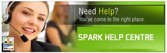 SPARK Help Centre