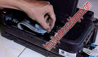 MEmperbaiki Printer Tidak bisa Mengeluarkan Tinta