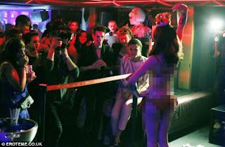 Tarian Striptis Sepupu Kate Middleton Hebohkan Diamond Jubilee