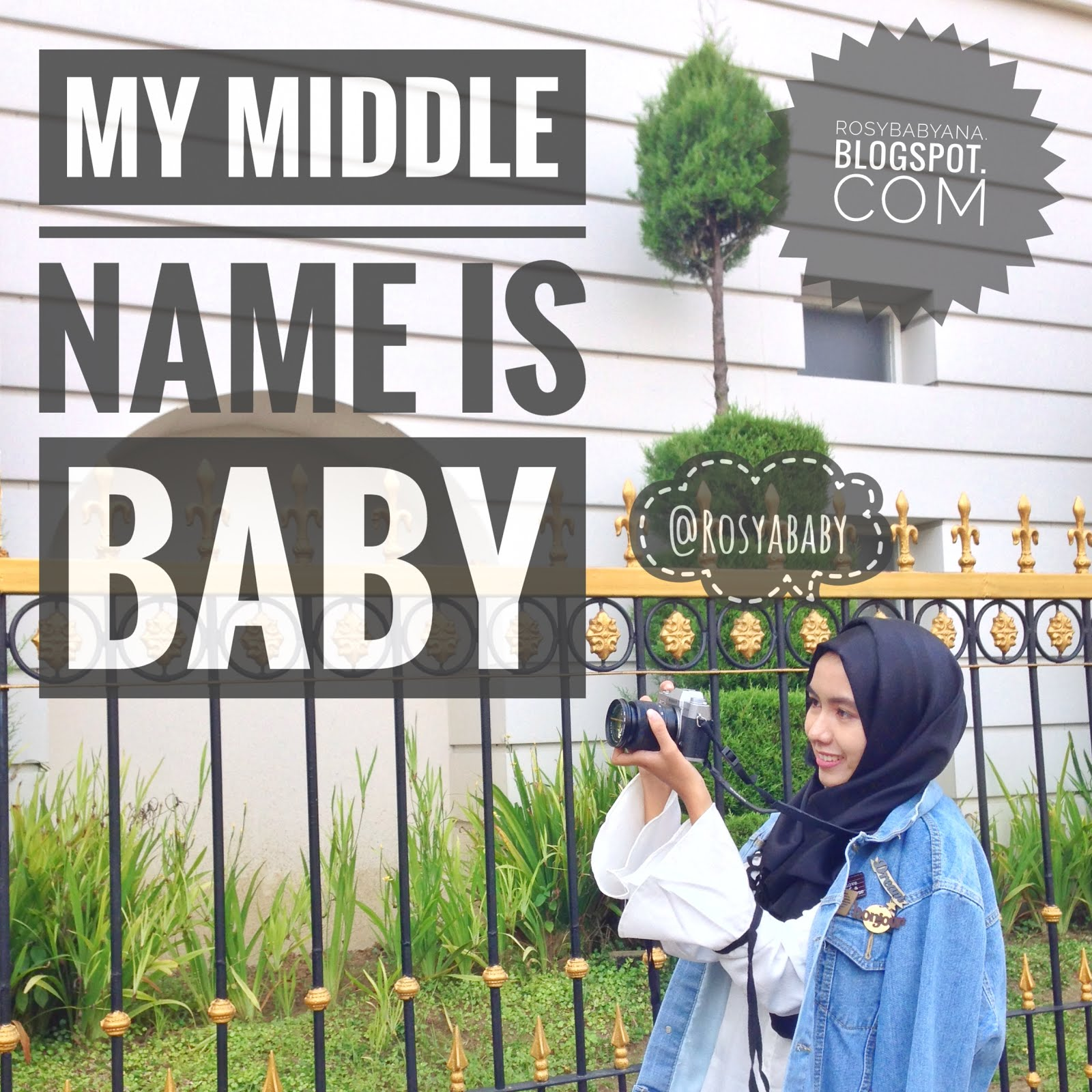 My Middle Name is Baby