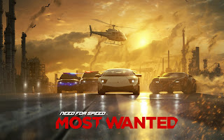 Need for Speed Most Wanted 2012 HD Wallpaper