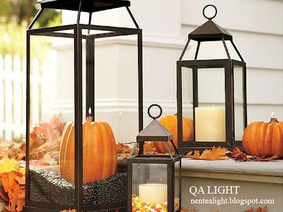 Nến tealight trang trí Halloween