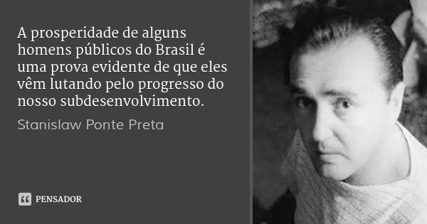 Stanislaw Ponte Preta