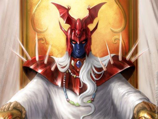 1ª Aventura - Ameaça Fantasma no Santuário - ( Final ) Grande+mestre