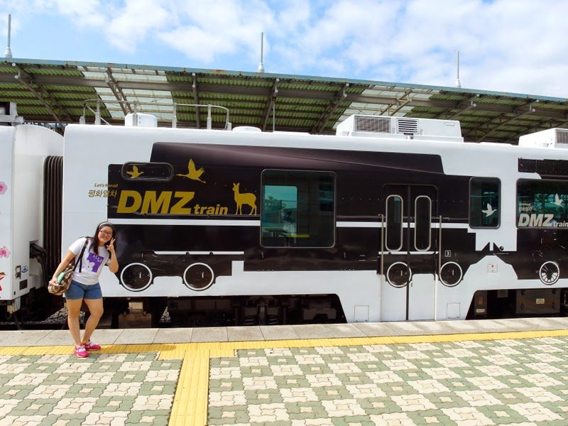 Ewha Summer Studies DMZ Dorasan Station Seoul South Korea lunarrive travel blog
