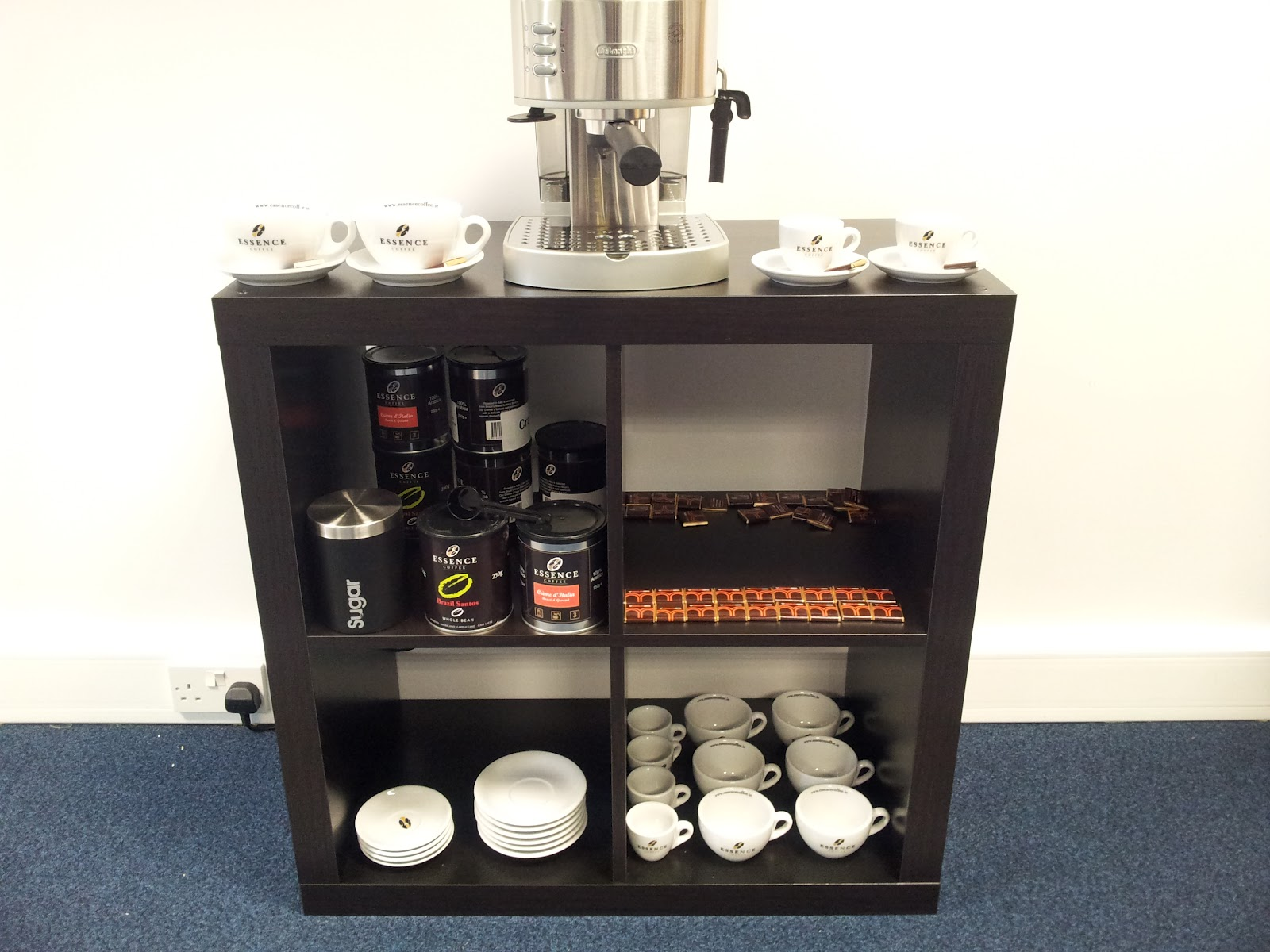 office coffee station. Picture Office Coffee Stations Station