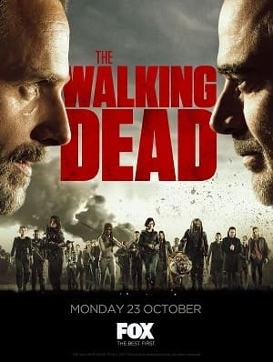 Série The Walking Dead - 8ª Temporada Legendada 2017 Torrent