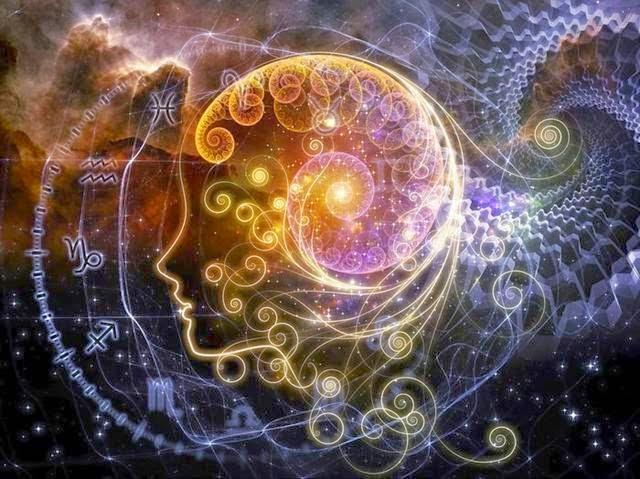 Resultado de imagen de En un universo todo energía surgió la conciencia