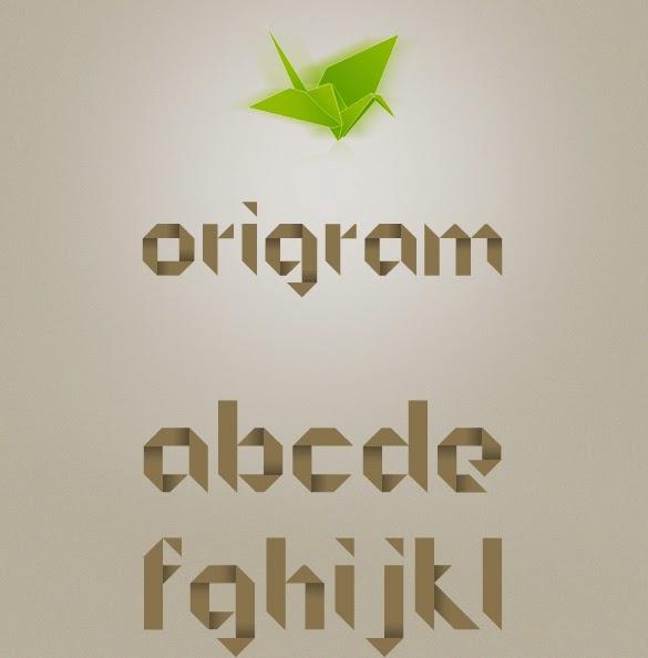 Ressources Web du Lundi #006 by Iscomigoo Webdesign : typographies, Origram