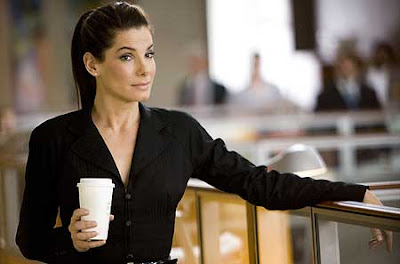 Sandra Bullock; Career Woman; Female Boss